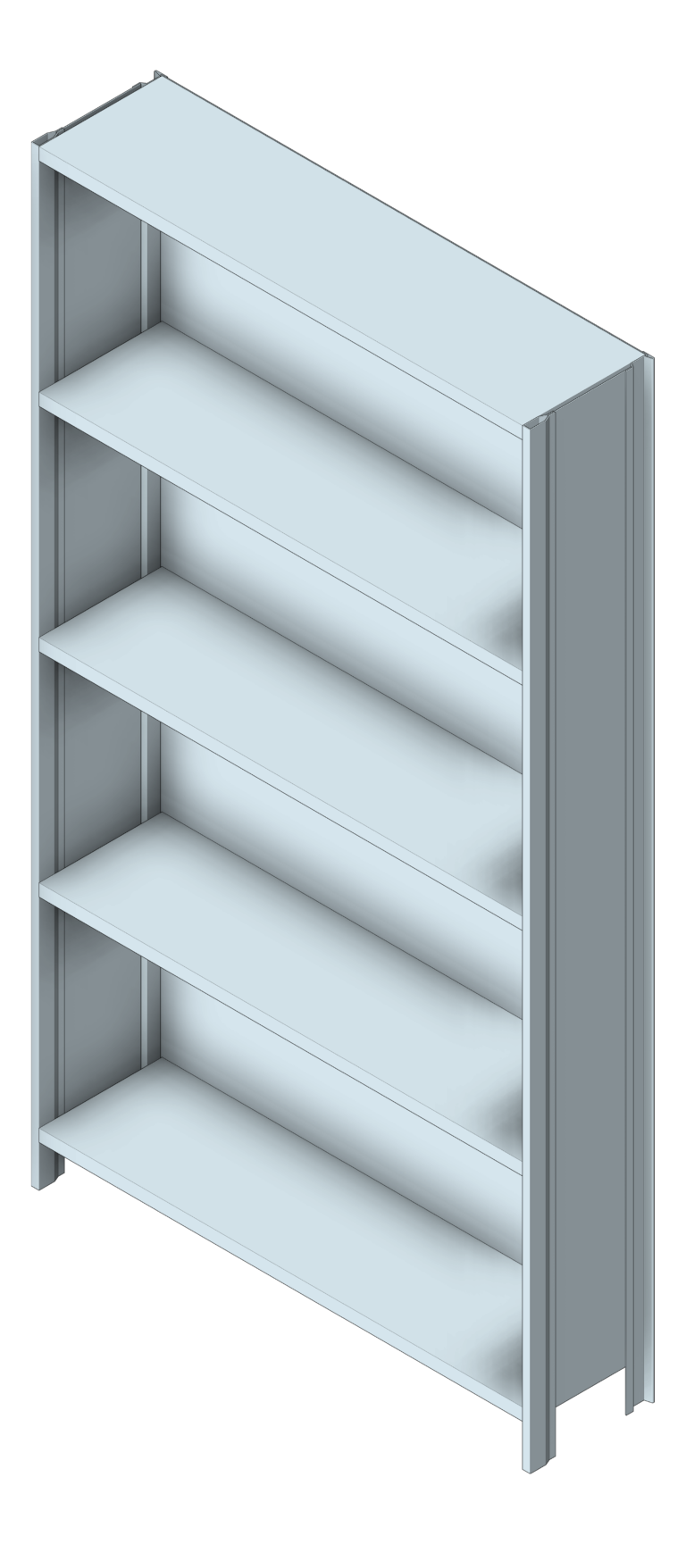 Shelving_Closed_ASI_PerformancePlus_3D Shaded