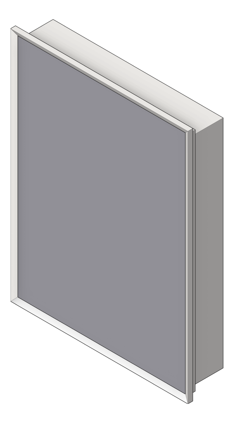 MedicineCabinet_Recessed_ASI_Stainless_3D Shaded