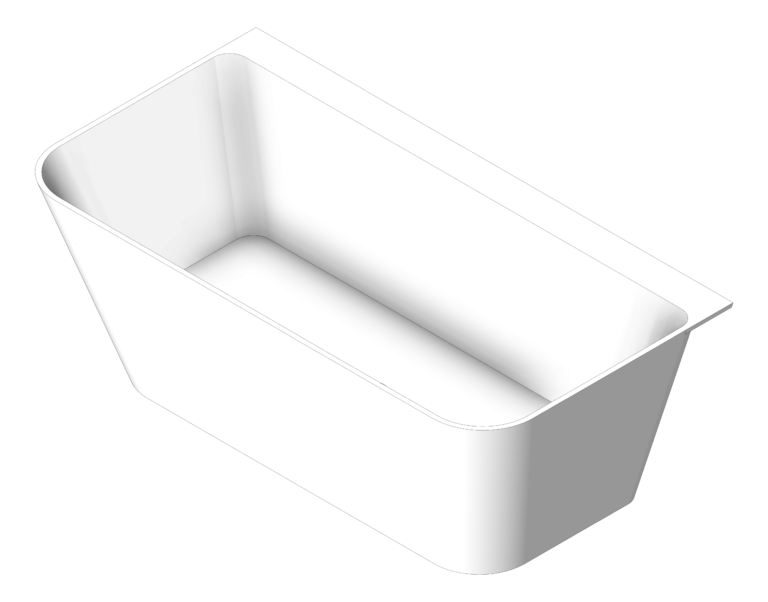 Bath_FreeStanding_Abey_Patinato_PetiteClearStone_1524mm_3D Shaded