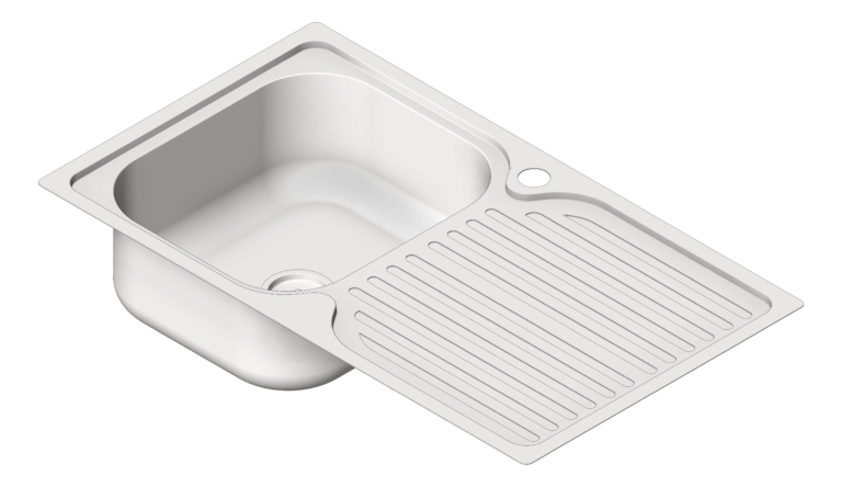 Sink_Kitchen_Abey_Entry_SingleBowl_LHS_Inset_3D Shaded
