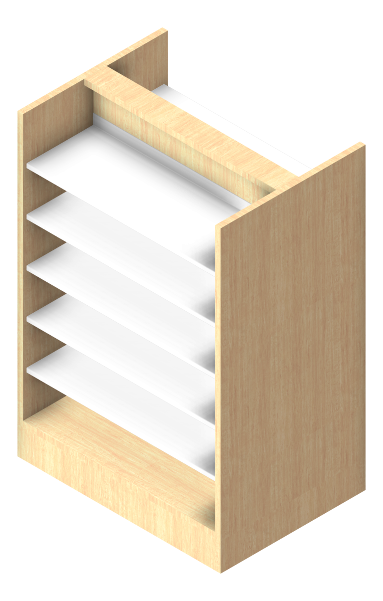 Shelving_Library_IntraSpace_Convertible_Mobile_3D Presentation