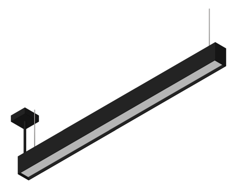 Lighting_LinearSuspended_Unios_LXInfinity_3D Shaded